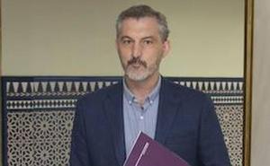 Urralburu pide que la Asamblea sancione al portavoz de Vox por insultar a la ministra