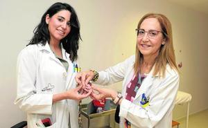 La Arrixaca usa en quince bebés una nueva prótesis para tratar fisuras labiopalatinas