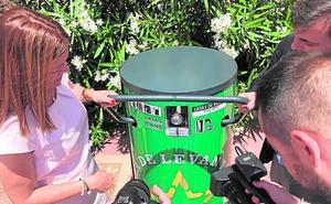 Las playas cuentan con 13 compactadoras de latas