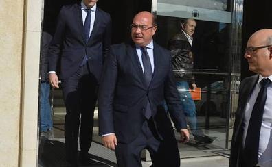 Pedro Antonio Sánchez no acude a que le notifiquen la apertura de juicio del 'caso Auditorio'