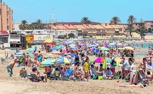 La ocupación hotelera en la Costa Cálida alcanzará el 80% en julio