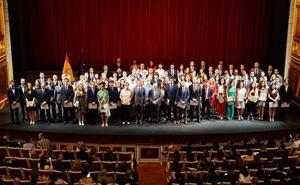 Un graduado en Historia por la UMU, premio nacional Fin de Carrera