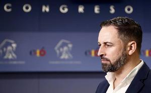 Vox exige a PP y Cs un pacto común para negociar los gobiernos de Murcia y Madrid