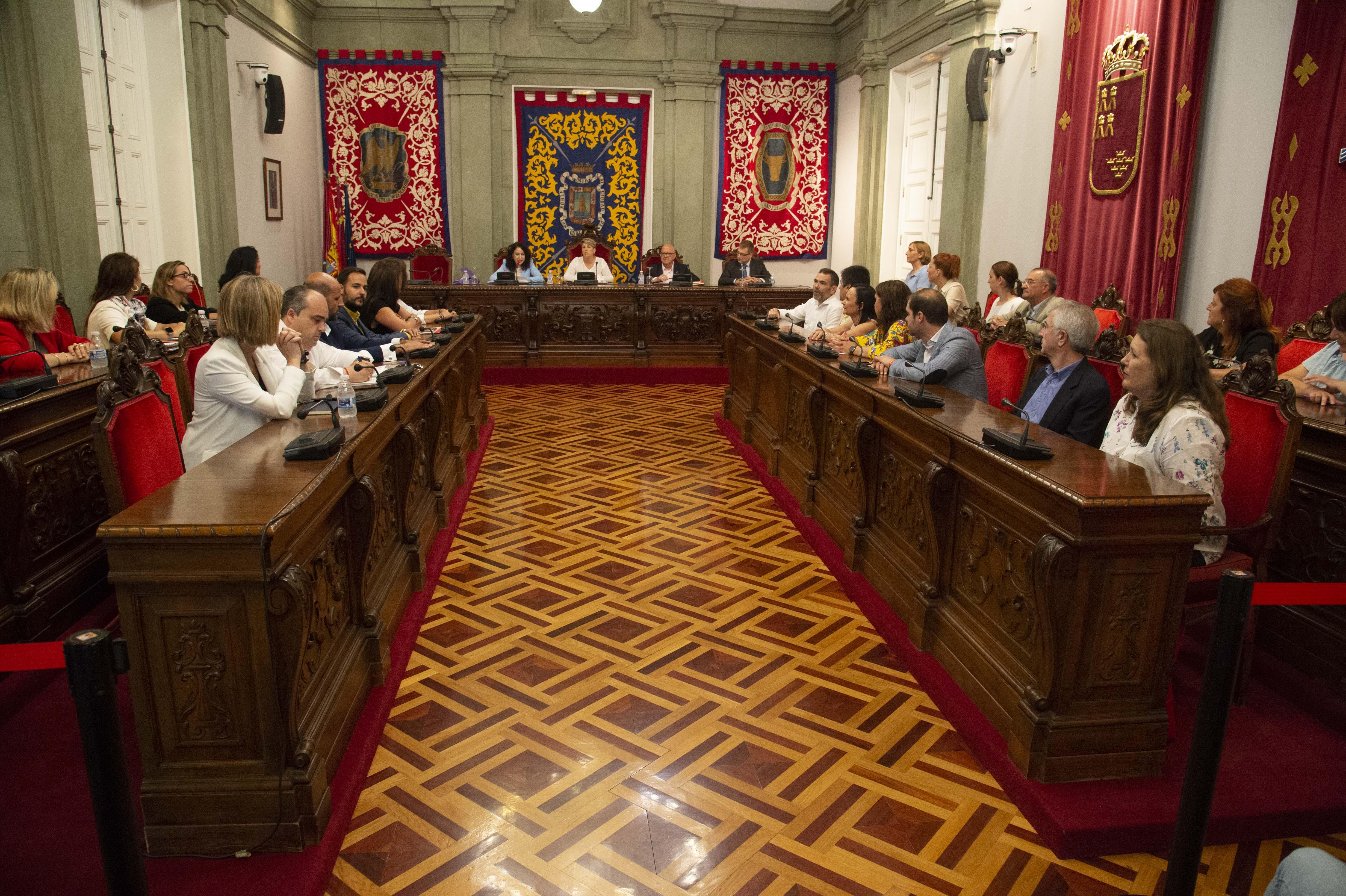 José López estalla antes del Pleno: «La gran puta de la Región es Cartagena»