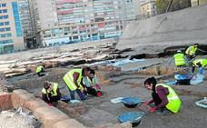 Un laboratorio de Londres revela que la fonda del arrabal de San Esteban es un siglo más antigua de lo creído