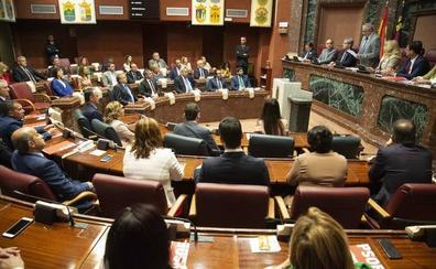 Constituida la Comisión Permanente de la Asamblea Regional