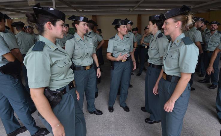Una treintena de guardias civiles reforzarán la seguridad en el litoral de la Región