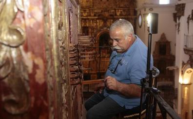 Restauran el órgano de la iglesia de San Francisco
