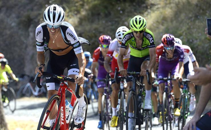 Prueba de ciclismo en ruta del Campeonato Nacional 2019