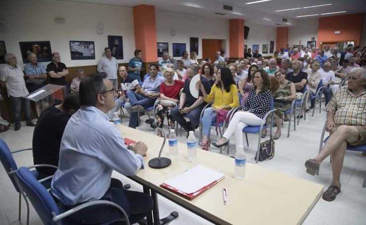 El PSOE suspende de militancia a Castejón y a los ediles socialistas