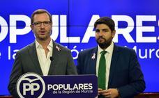 Maroto advierte a Vox de que «tiene los días contados» si no recapacita en Murcia y Madrid