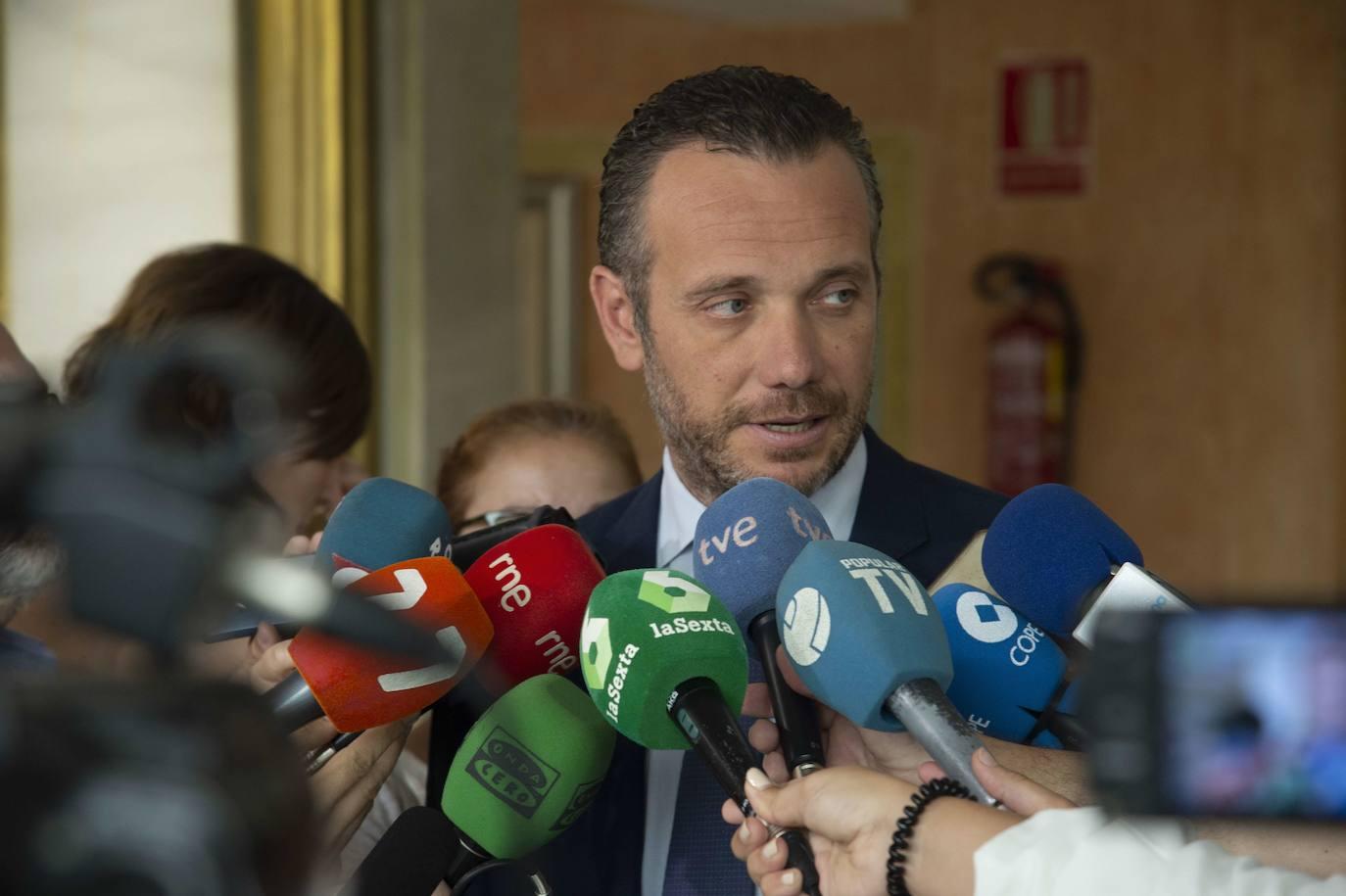El PP afirma que «Vox se ha convertido en la esperanza del PSOE en la Región»