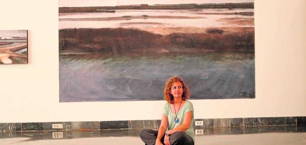 Lola Montero: «No pinto lo que veo, sino lo que sé»