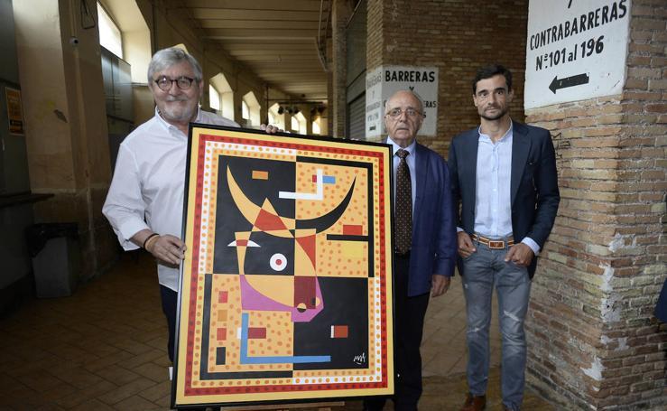 Presentación del cartel de la Feria taurina de Murcia 2019