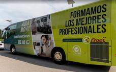 Froet repetirá el curso gratuito para que jóvenes desempleados se saquen el carné de autobús