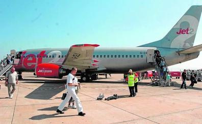 Jet2 reforzará sus rutas el verano que viene con vuelos a Londres y Birmingham