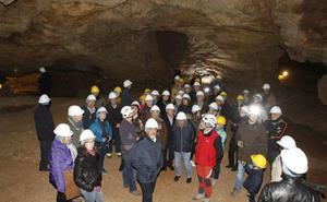 Abierto el plazo de inscripción para las visitas guiadas a Cueva Victoria