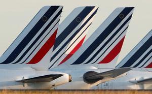 Francia aplicará una 'ecotasa' de hasta 18 euros a los billetes de avión