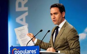 Teodoro García asegura que a Vox «se le hará cuesta arriba» explicar el bloqueo en la Región