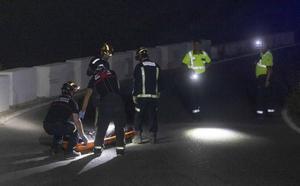Encuentran el cadáver del hombre desaparecido en La Aljorra en un coche despeñado en el Cedacero