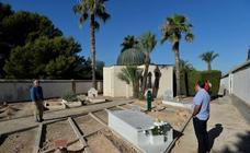 El cementerio musulmán en El Puntal será ampliado hasta las 150 fosas