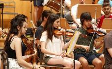 La Orquesta de Jóvenes de la Región actúa esta semana en Murcia y Torrevieja