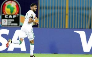 Mahrez, ¿el único 'crack' a la altura en la Copa de África?
