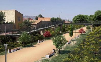 La vía verde aumentará su recorrido hasta Zeneta y traerá mejoras para siete pedanías