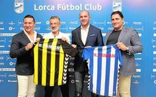 Walter Pandiani: «Es un placer estar en el Lorca FC»