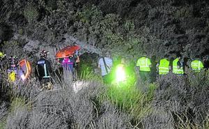 El muerto en el Cedacero es el vecino desaparecido el sábado en La Aljorra