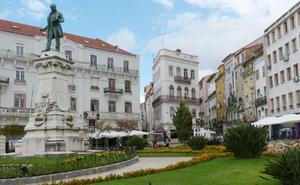 Coimbra, histórica ciudad portuguesa de alma medieval