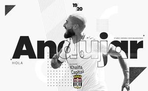 El FC Cartagena ficha al central Andújar por dos temporadas