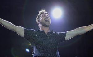 David Bisbal actuará en Murcia el próximo 4 de octubre