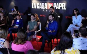 El arranque de la tercera temporada de la 'La Casa de Papel' se preestrenará en Cabo de Palos