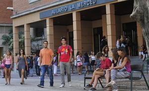 UMU y UPCT reciben 15.500 peticiones de plaza, 900 menos que el curso pasado