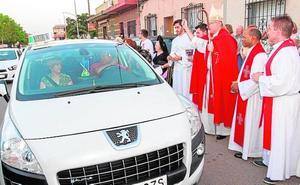 Misa de San Cristóbal y bendición de conductores