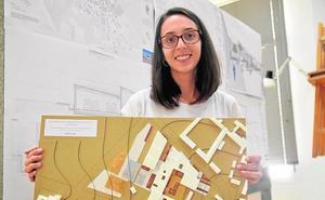 Una titulada por la UPCT, finalista en la Bienal Iberoamericana de Arquitectura