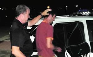 Detenido en Archena por robar en varios camiones