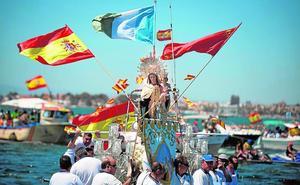La tradición y el bullicio marcan las fiestas en San Pedro de Pinatar