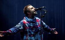 Liam Gallagher ejerce de estrella del rock en la apertura del Bilbao BBK Live