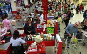 Los precios bajan un 0,1% en junio en la Región y la tasa interanual se mantiene estable