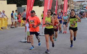 Cameron James y Cristina Moreno vencen en Corvera