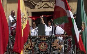 Una concejala pamplonesa de Navarra Suma denuncia a un edil de Bildu por darle patadas
