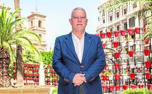 José Ignacio Sánchez: «Las autoridades deben pensar en la Semana Santa todo el año»