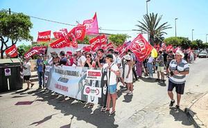 Los sindicatos elevan las protestas en el conflicto del sector de hostelería