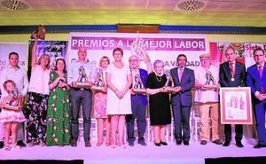 Los premios 'Siete Días Jumilla' distinguen a los vecinos ejemplares