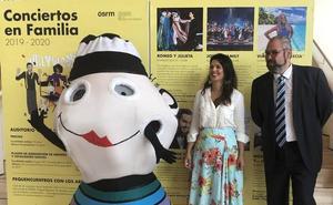 Jorge Blass y el góspel de Belter Souls protagonizan 'Conciertos en familia'