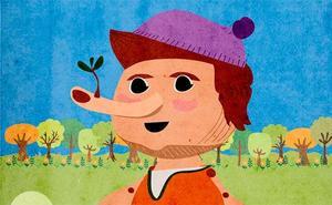 'Las aventuras de Pinocho'