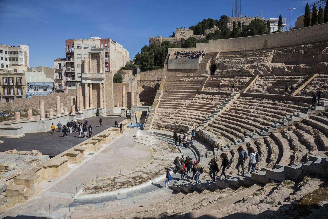Viaje a la ciudad de Carthago Nova