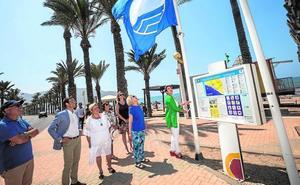 Las mejores playas ya tienen sus banderas